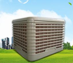 蒸气式冷风机的工作原理