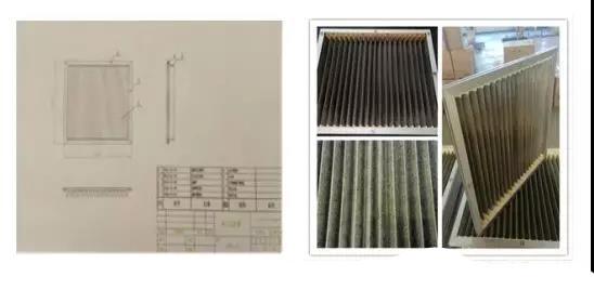 卷烟厂工艺空调混风段板式过滤器改进与应用