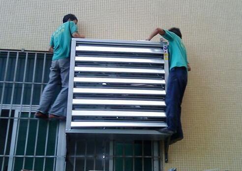 怎么安装负压风机?