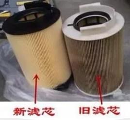 空气滤清器的型式