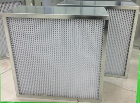 空气过滤器生产工厂运用