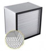 清洁更换烟台高效过滤器的操作